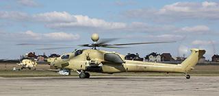 В Ростове-на-Дону запустили производство вертолета Ми-28НЭ