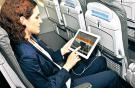 Беспроводные системы развлечений позволяют пассажиру подключиться к бортовой сети Wi-Fi