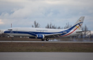 самолет Boeing 737 авиакомпании CargoLogic Germany