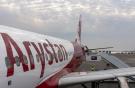 FlyArystan самолет Airbus A320