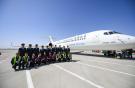 Четвертый самолет ARJ21-700 перевозчика Genghis Khan Airlines