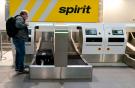 Стойки сдачи багажа Spirit