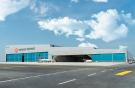 Ангары базового обслуживания центра ТОиР Turkish Technic в новом аэропорту Стамбул